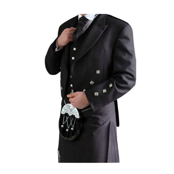 Complete Gents Black Spirit Prestige Outfit