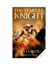 The best books on the Knights Templar