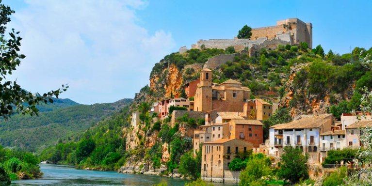 Castle of Miravet