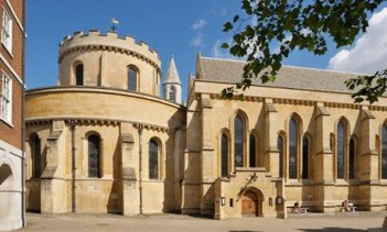 The Templars Castle in London, England