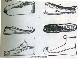 The Masonic Shoe/Masonic Blue Slipper