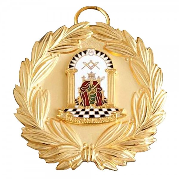Order of Athelstan Past Grand Rank Officer Collar Jewel