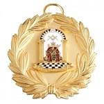 Order of Athelstan Past Grand Rank Officer Collar Jewel-