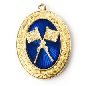 Past Rank Collar Jewel