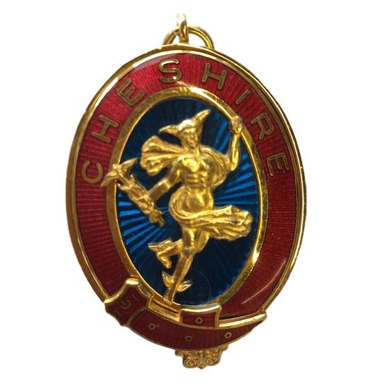 Mark Provincial Past Rank Collar Jewel