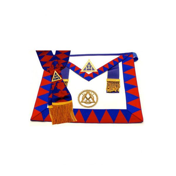 Provincial Apron & Sash Standard Quality include Badge
