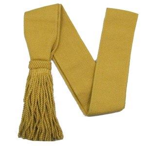 Gold Shoulder Sash