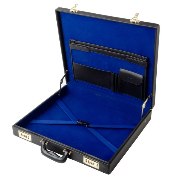 Genuine Leather Grand Lodge/Mark Provincial Case