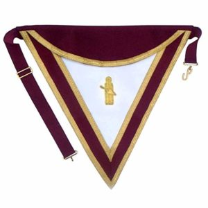 Grand Officer Apron