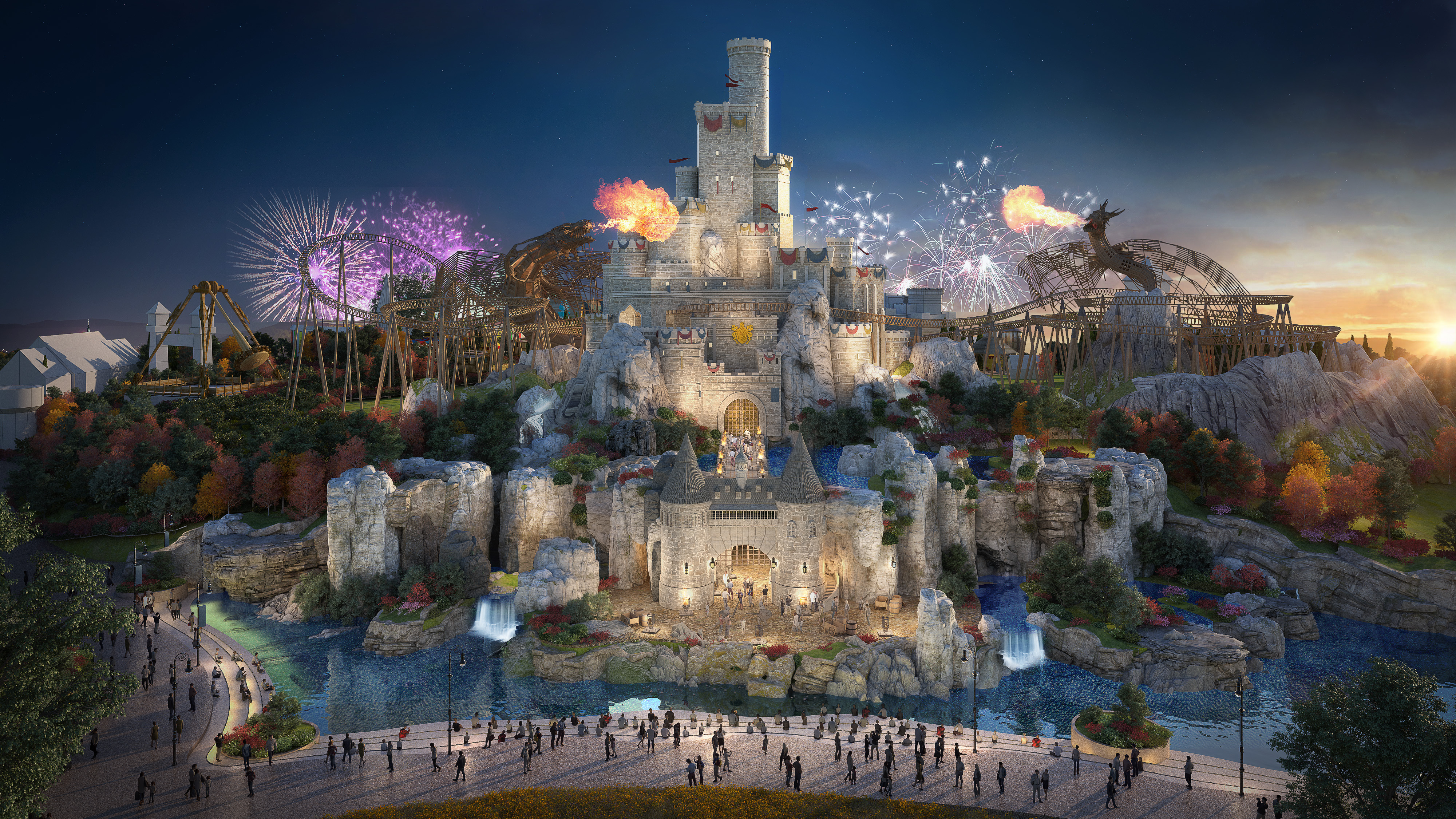 Next Generation Theme Park Coming to the United Kingdom! 3