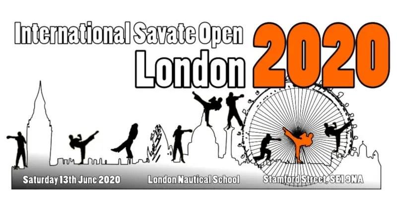 london savate international open 2020