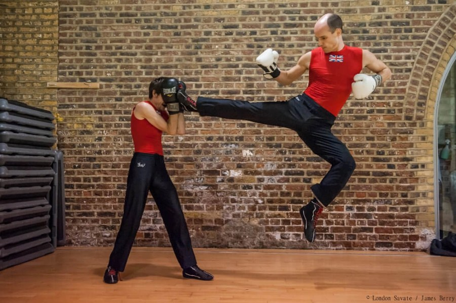 savate french kickboxing in london jsouthwood
