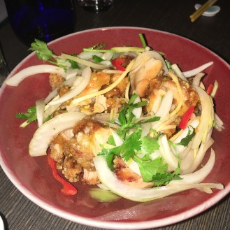 LondonsDiningCouple Yauatcha Soho Review | Top 10 Chicken Dishes in London
