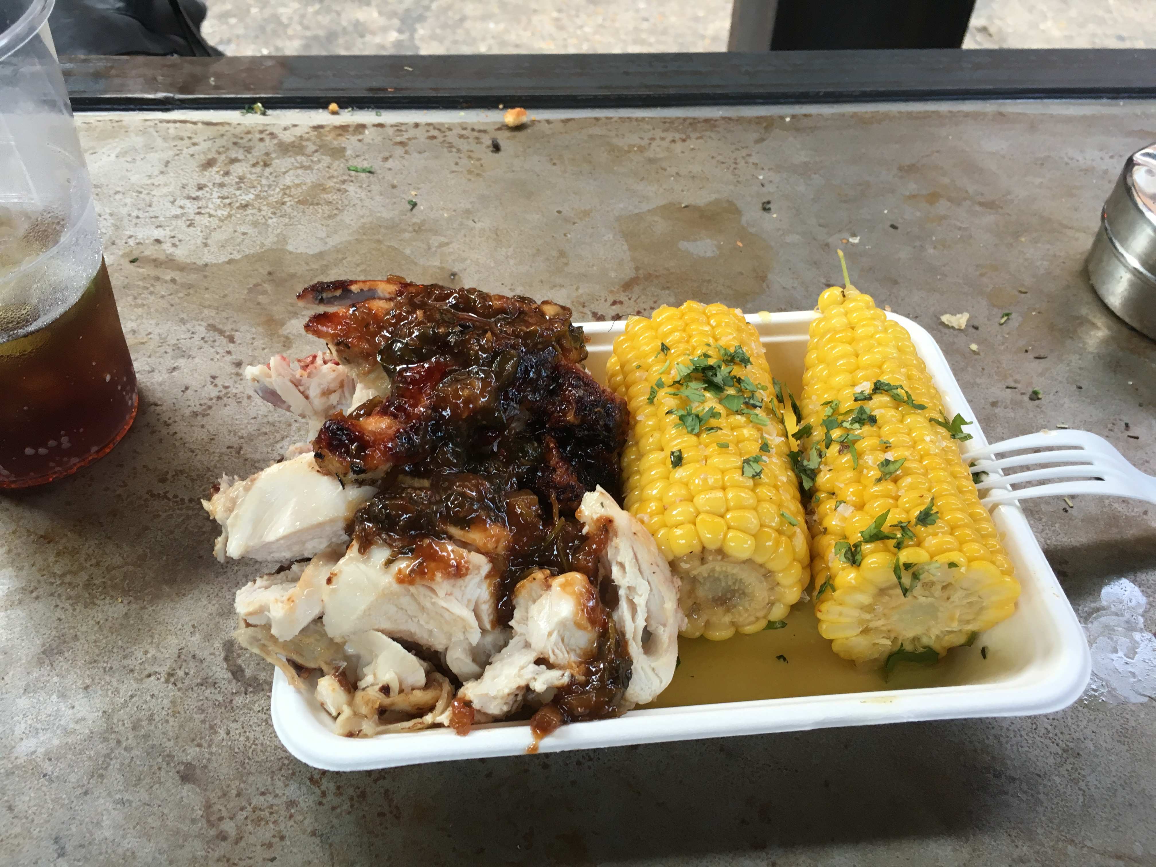 LondonsDiningCouple Street Feast Dinerama Review