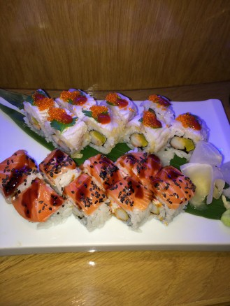 LondonsDiningCouple Sasa Sushi Review
