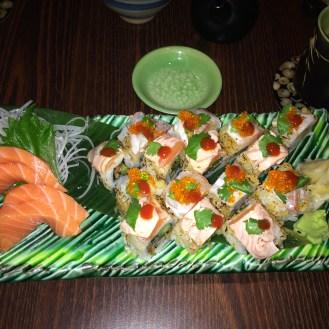LondonsDiningCouple Sasa Sushi Review