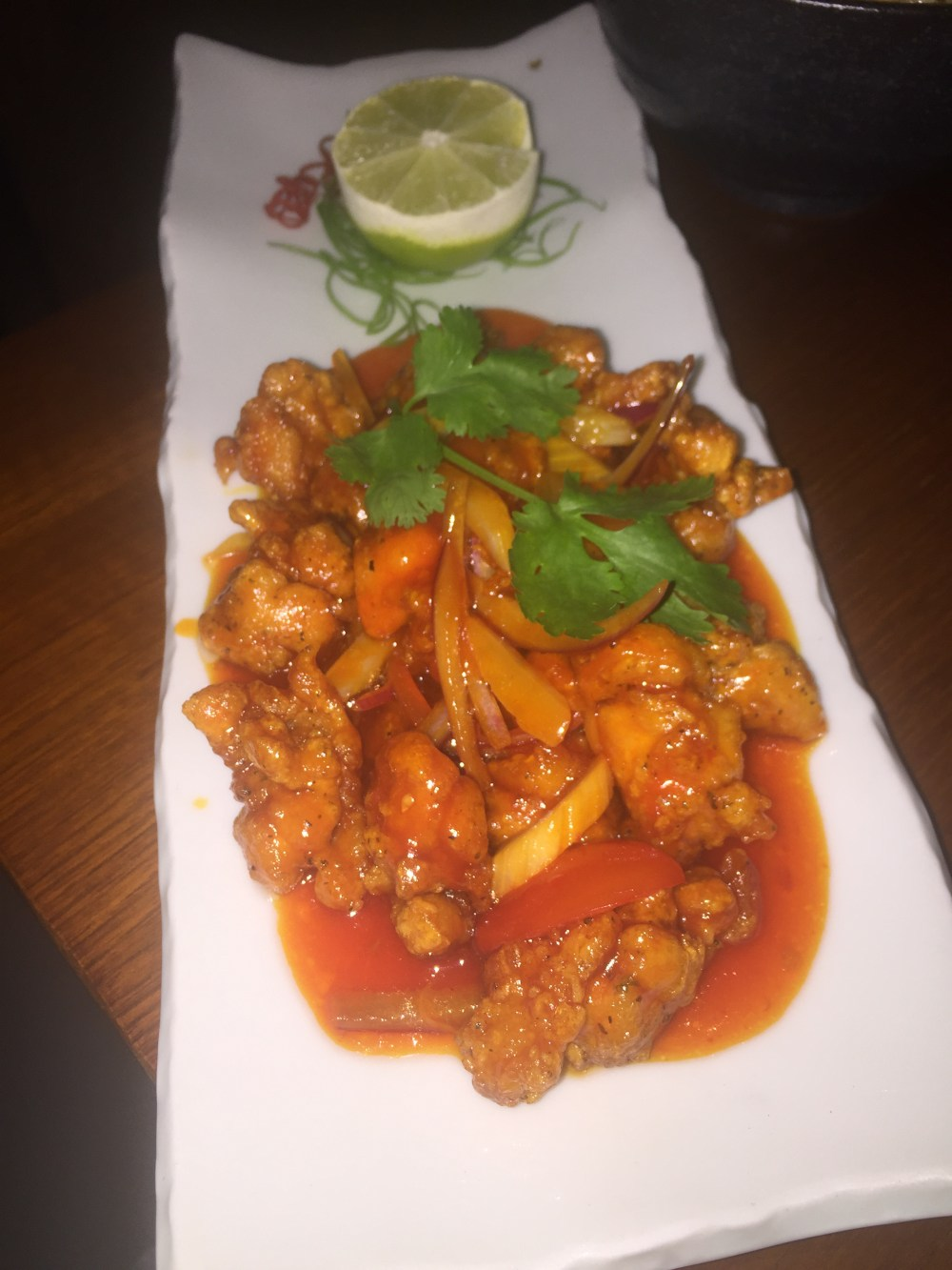 LondonsDiningCouple Novikov Asian Review | Top 10 Chicken Dishes in London