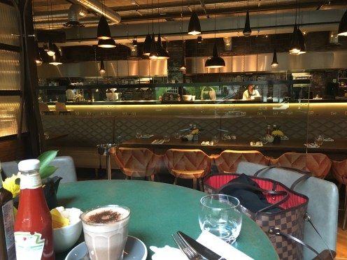 LondonsDiningCouple Drake & Morgan King's Cross Review
