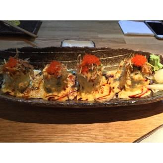 LondonsDiningCouple Dozo Sushi Soho Review