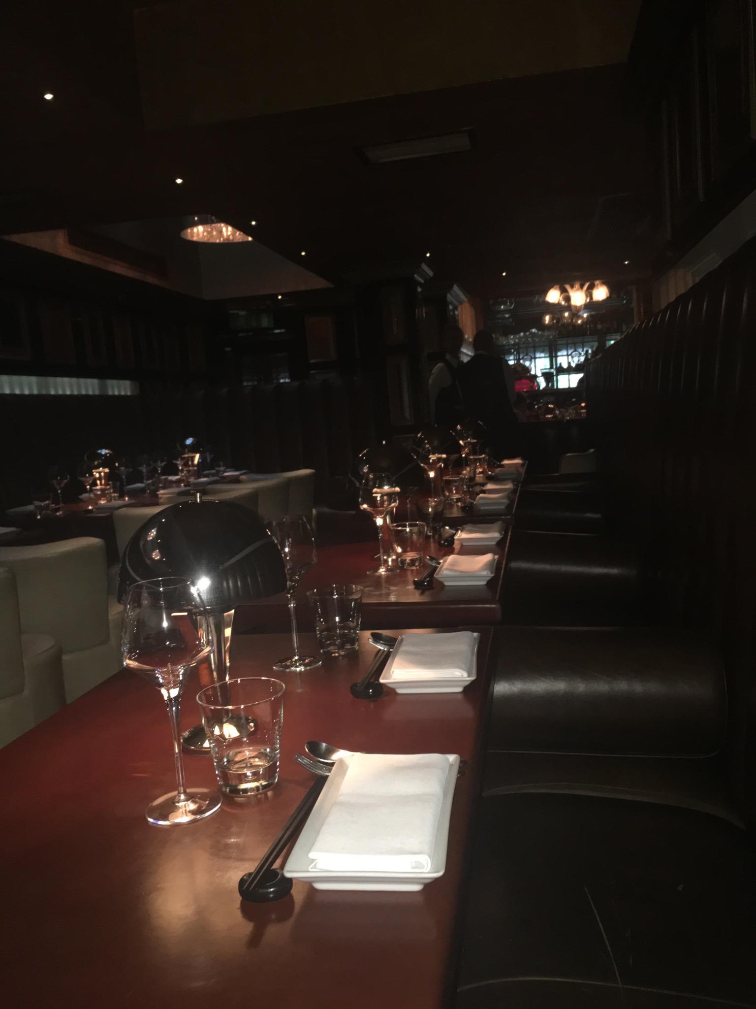 LondonsDiningCouple Crazy Bear Restaurant Review
