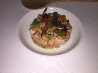 LondonsDining Couple Sake No Hana Review | Top 10 Sushi Dishes in London