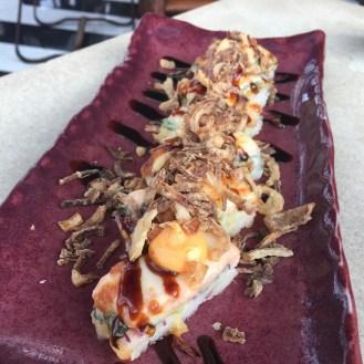 LondonsDiningCouple Sushi Samba London Review   Top 10 Sushi Dishes in London
