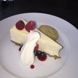 LondonsDiningCouple Oblix at the Shard Review   Top 10 Desserts in London