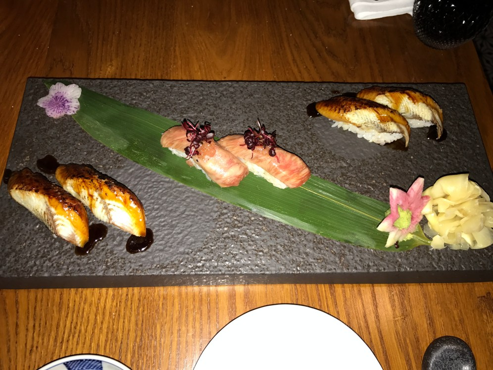 LondonsDiningCouple Sakagura Review | Top 10 Sushi Dishes in London