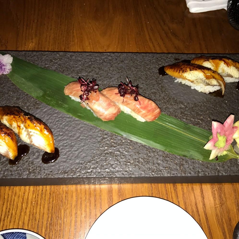 LondonsDiningCouple Sakagura Review | Top 10 Sushi Dishes in London