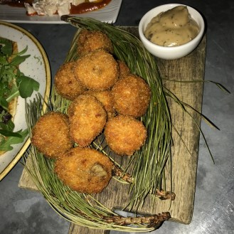 LondonsDiningCouple Grain Store Review