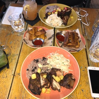 LondonsDiningCouple Rum Kitchen Carnaby Review
