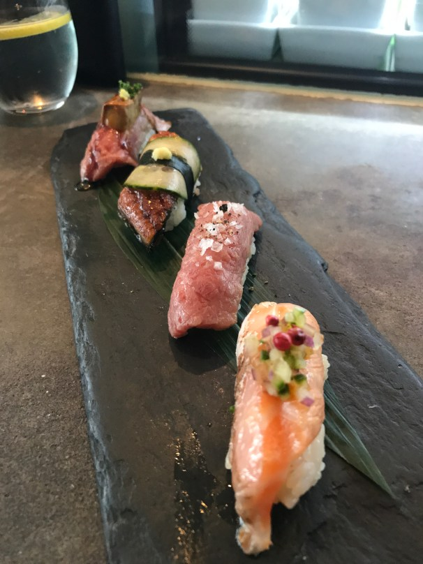 Dining Marylebone Review | Top 10 Sushi Dishes in London
