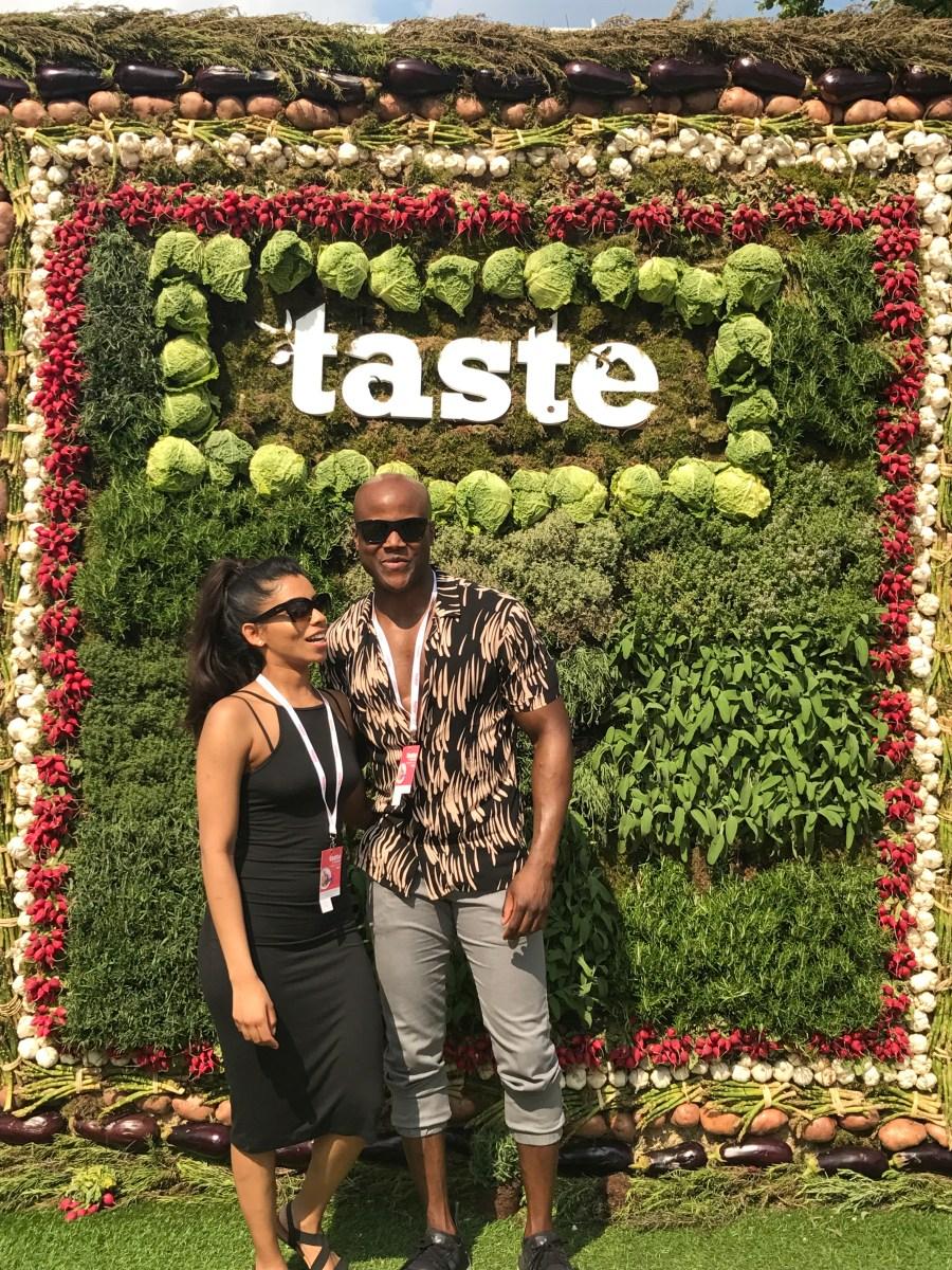 Taste of London Festival 2017