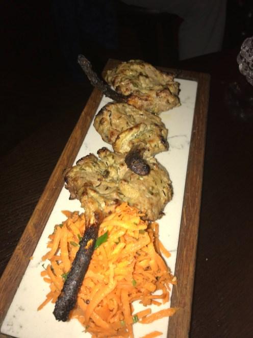 Adraki Lamb Chops