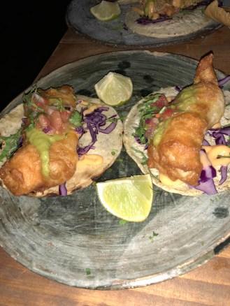 Baja Fish Breddos Soho Review