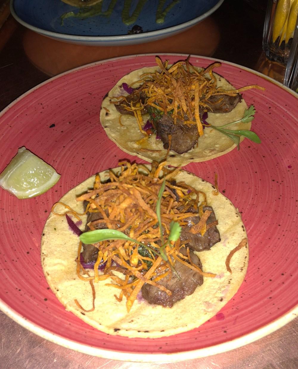 LondonsDiningCouple La Bodega Negra Review