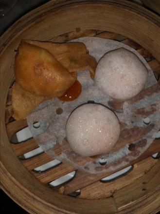A Wong Dim Sum Basket (Pescatarian Version)