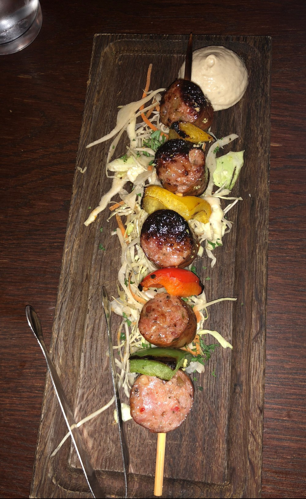 LondonsDiningCouple Suvlaki Soho Review