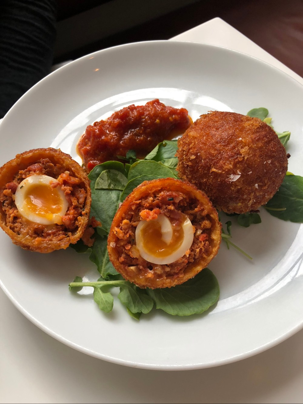 LondonsDiningCouple The Modern Pantry Review