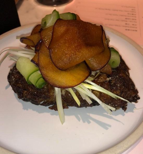 LondonsDiningCouple Kym's Restaurant Review