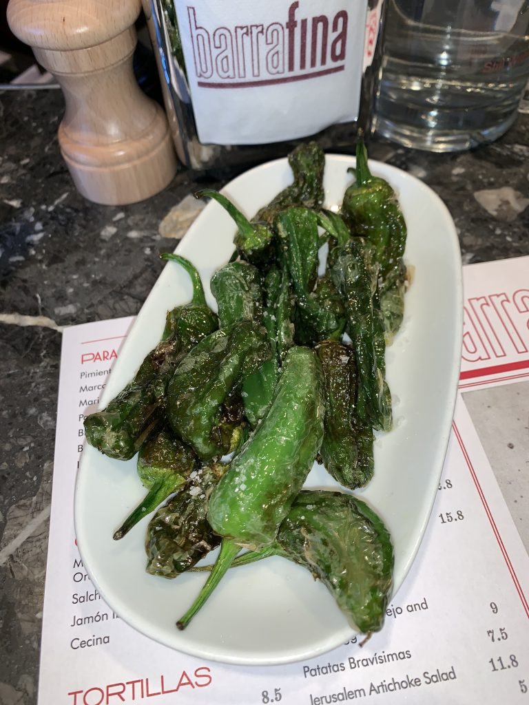 LondonsDiningCouple Barrafina Kings Cross Review