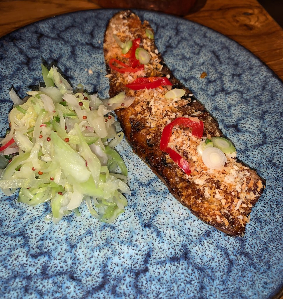 LondonsDiningCouple The Coal Shed London Review