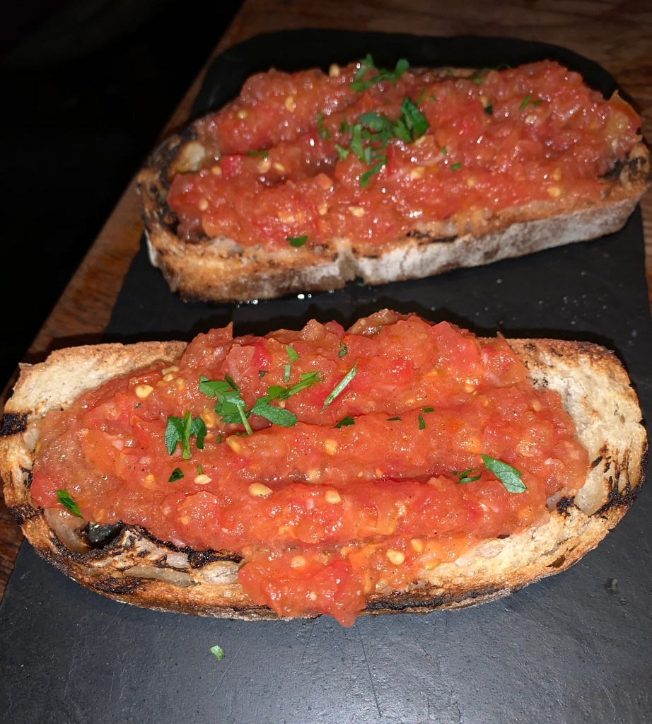 LondonsDiningCouple Dehesa Restaurant Review