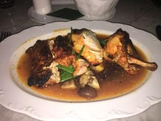 Seven Spice Half Chicken