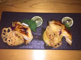 Black Cod with Chilli Miso