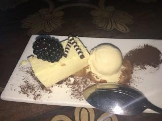Kalamansi Cheesecake