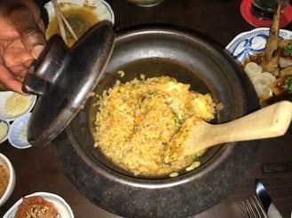 Chicken Yakitori Claypot