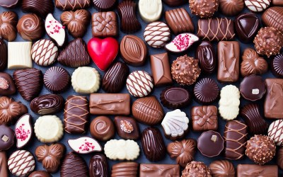 Have yourself a chocolaty Christmas!