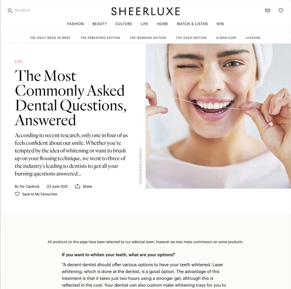 Sheerlux Post