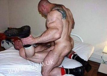 orgasm male from get fucked